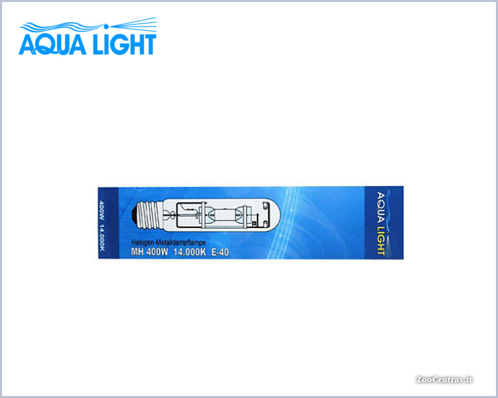 Aqua Light - MH Lempa 400w, 14.000k, E40