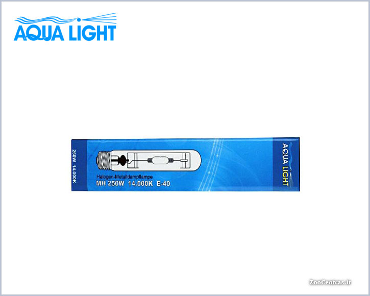 Aqua Light - MH Lempa 250w, 14.000k, E40