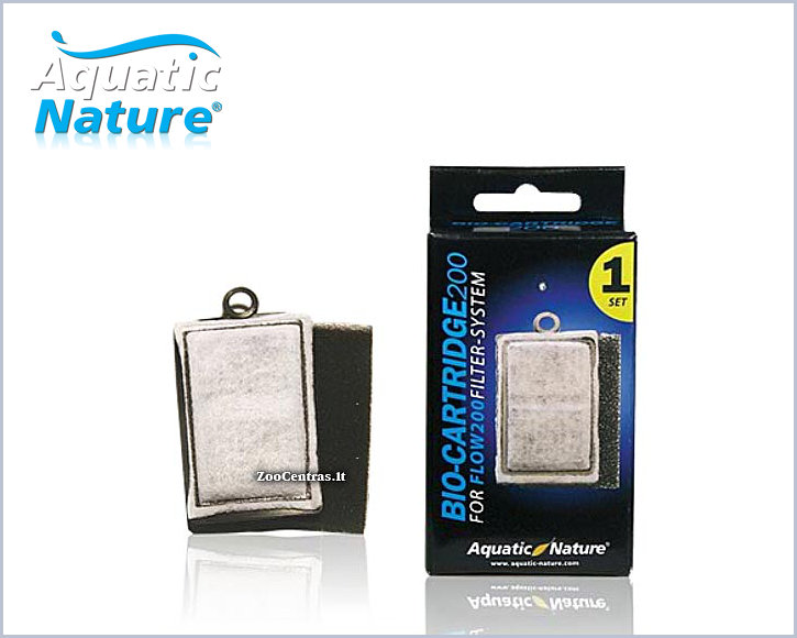 Aquatic Nature - CARTRIDGE 200, Filtravimo kasetė FLOW 200