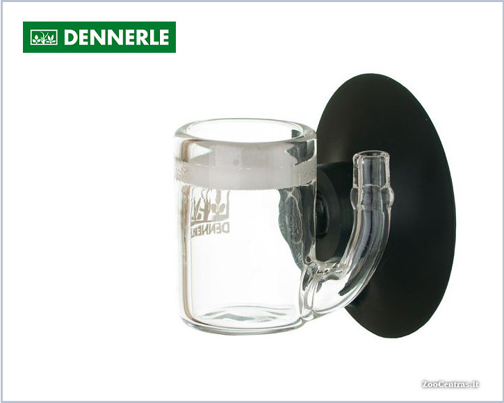 Dennerle - Crystal-Line, CO2 Difuzorius Mini Pot