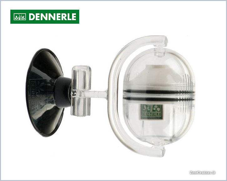 Dennerle - CO2 Long-Term Test Correct + pH, CO2 vandens testas