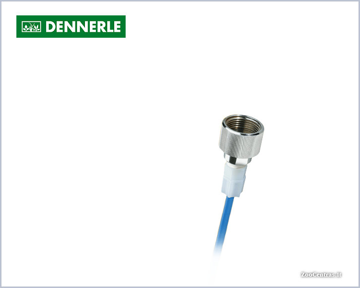 "Dennerle - 7033, Osmosinio filtro pajungimo adapteris 3/4"" - 4/6mm"
