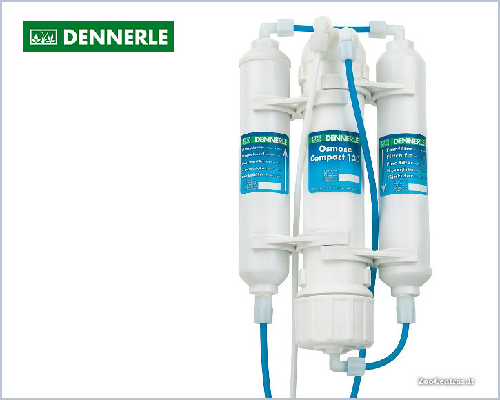 Dennerle - Osmose Compact 130, Osmosinis filtras 130 l/24val.