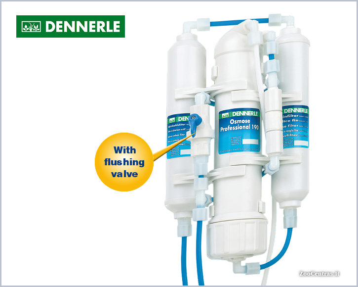 Dennerle - Osmose Professional 190, Osmosinis filtras 190 l/24val.