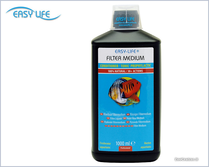 Easy Life - FILTER MEDIUM, Vandens kondicionierius 1000 ml