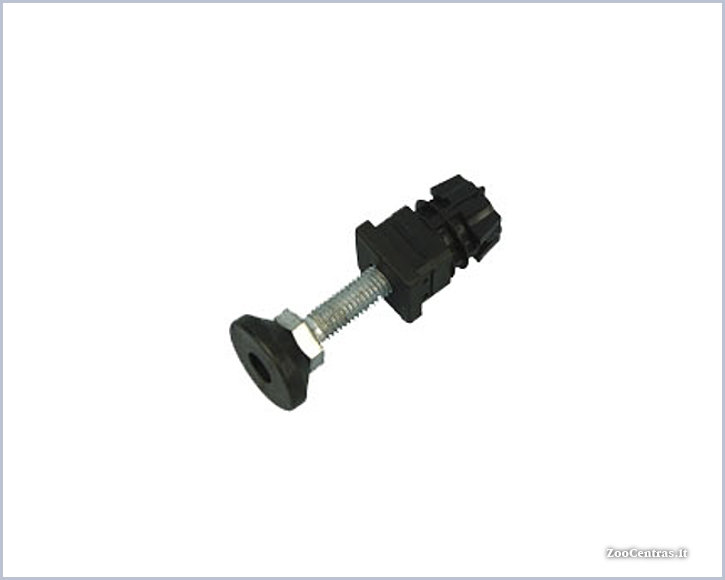 Foot - hight adjustable for Aluminium tube