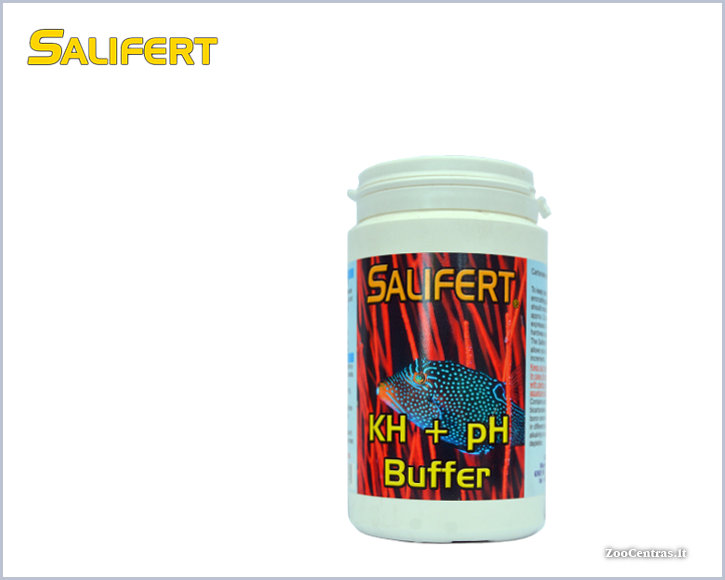 Salifert - KH + pH Buffer, KH buferis (milteliai) 250ml