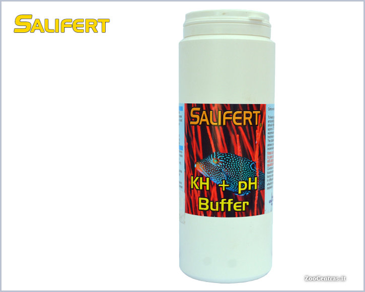 Salifert - KH + pH Buffer, KH buferis (milteliai) 500ml