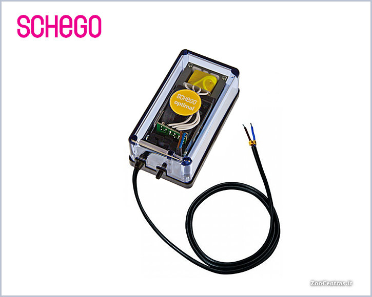 Schego - Optimal Electronic, Oro kompresorius 150 l/val., 12V DC