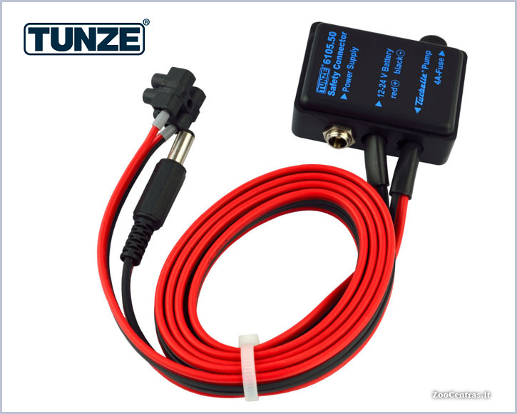 Tunze - 6105.500, Safety Connector