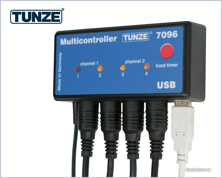 Tunze - 7096.000, Multikontroleris 7096