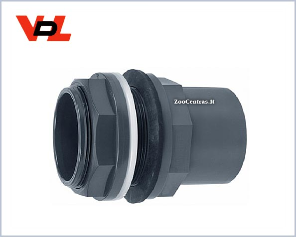 VDL - PVC tank connector 40mm
